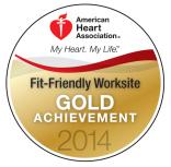 AHA fit friendly 2014